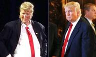 Ικανή για όλα: η Μέριλ Στριπ μόλις έπαιξε τον Ντόναλντ Τραμπ στο θέατρο!