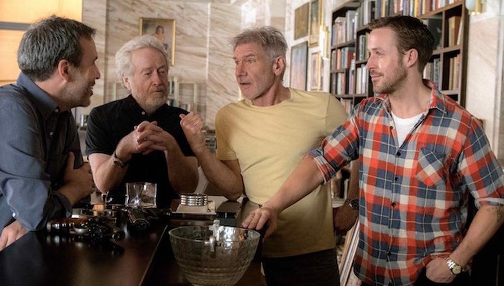 Το σίκουελ του «Blade Runner» έχει τίτλο και μια φωτογραφία που αξίζει όσο χίλιες