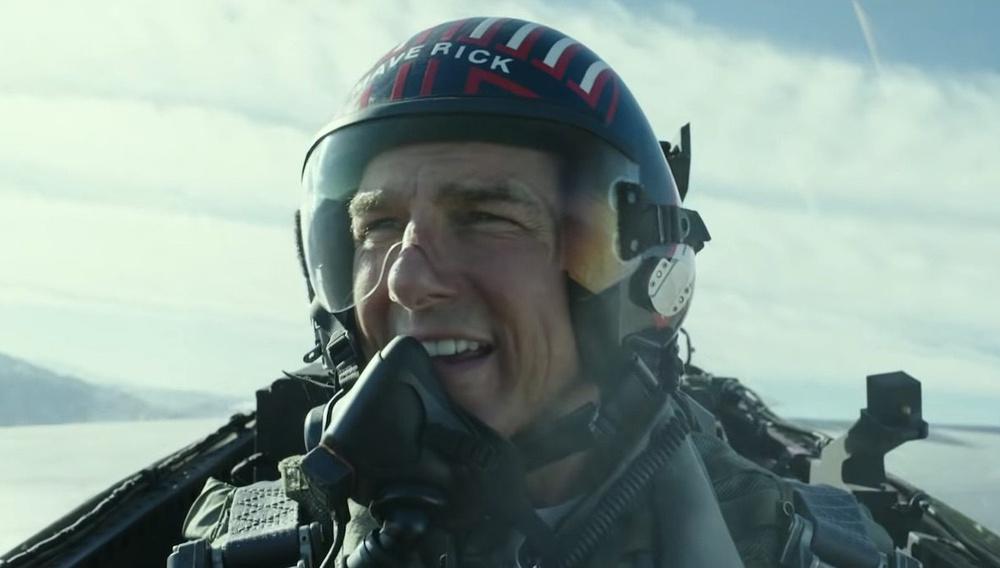 «Top Gun: Maverick»: Δείτε τα γυρίσματα και τα κασκαντεριλίκια του Τομ Κρουζ