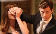 H σκηνή με το ταμπόν που δεν θα δείτε ποτέ στο κινηματογραφικό «Fifty Shades of Grey»