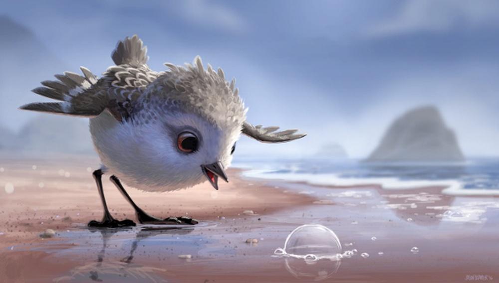 Υποδεχτείτε την Piper, τη νέα ηρωίδα της Pixar!
