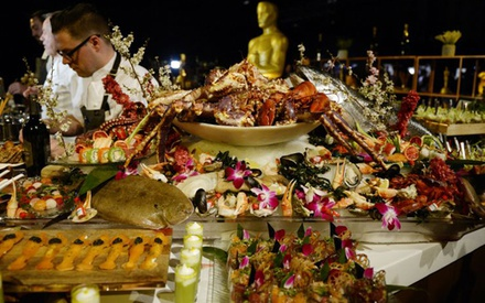 Oscars 2018: Κερδισμένοι και χαμένοι θα φάνε μενού... 24 καρατίων