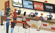 Το Χόλιγουντ από την αρχή! Είναι το streaming τα νέα studios;