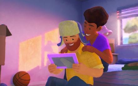 Δείτε ολόκληρη την ταινία μικρού μήκους της Pixar «Out»