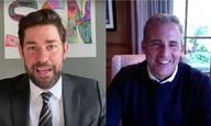 SGN: Ο Τζον Κραζίνσκι ξεκινά μία εκπομπή «καλών ειδήσεων» και το πρώτο επεισόδιο μοιάζει με reunion του «The Office»