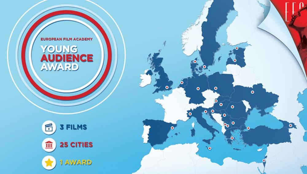 3 ταινίες. 25 πόλεις. 1 βραβείο. Η Ελλάδα συμμετέχει... νεανικά, στο Young Audience Award