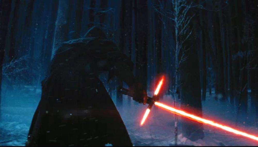 Η δύναμη ας είναι μαζί του! Πρώτο teaser για το «Star Wars: The Force Awakens»