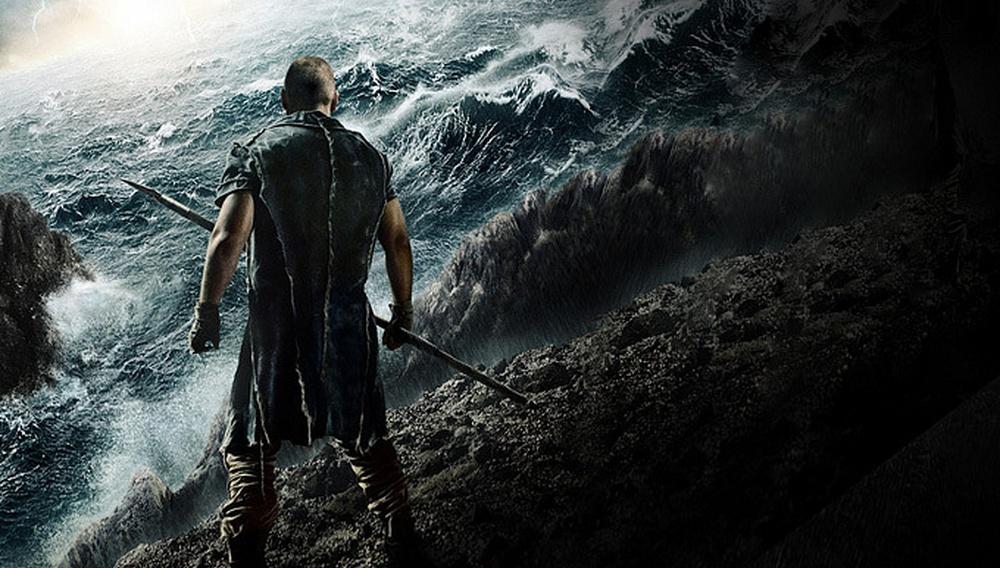 «This is the end of everything»: πιο επικό πεθαίνεις τρέιλερ για το «Noah» του Ντάρεν Αρονόφσκι