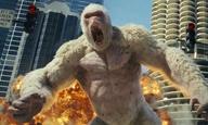 Ντουέιν Τζόνσον εναντίον γιγαντιαίου γορίλα. Και λύκου. Και κροκόδειλου. Αυτό είναι το «Rampage»
