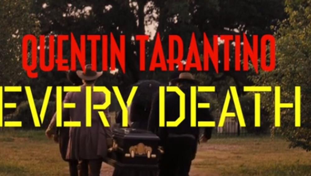 Ο Ταραντίνο... blows our mind (this time)!