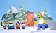 Το νέο couch gag των «Simpsons» έχει αέρα από «Robot Chicken»