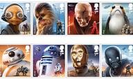 «Star Wars: The Last Jedi»: τώρα και σε γραμματόσημο!