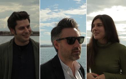 Τα πρόσωπα του 57ου Φεστιβάλ Θεσσαλονίκης στην κάμερα του Flix #5