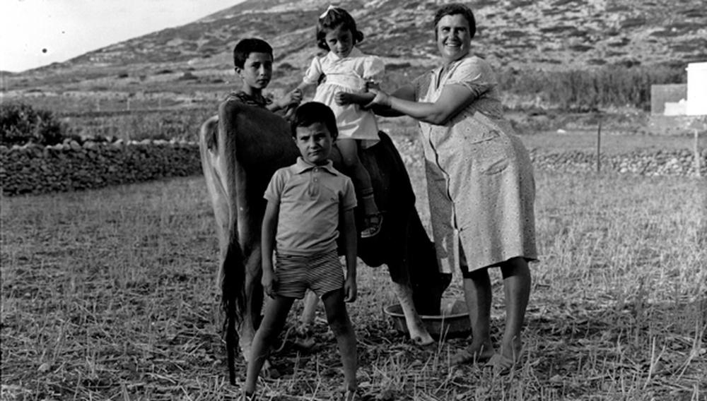 «Ο Γιώργος του Κέδρου»: Δυο γενιές σινεμά στη Δονούσα