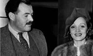 O Ερνεστ Χέμινγουεϊ ονειρευόταν τη Μάρλεν Ντίτριχ γυμνή, μεθυσμένη, να πεθαίνει στη σκηνή!