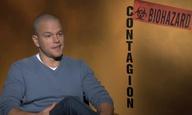 Ο Ματ Ντέιμον σας προτείνει να δείτε το «Contagion». Και μετά να πλύνετε τα χέρια σας!