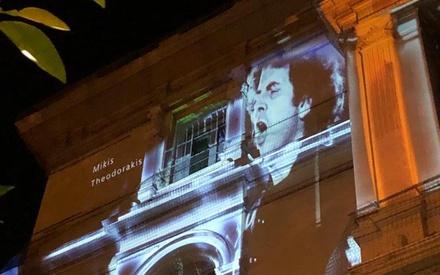 H Γαλλική Πρεσβεία και το Γαλλικό Ινστιτούτο τιμούν τον Μίκη Θεοδωράκη