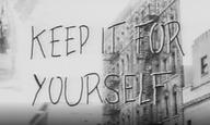 «Keep It For Yourself» και δείτε μια χαμένη ταινία της Κλερ Ντενί