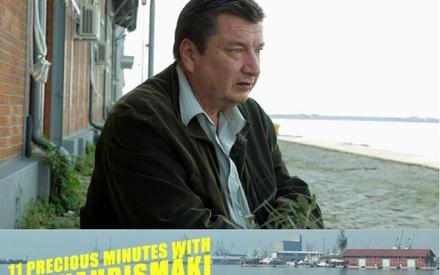 11 Precious Minutes with Aki Kaurismäki
