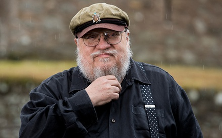 Τελικά, ο μεγάλος κερδισμένος του «Game of Thrones» είναι ο Τζορτζ Ρ. Ρ. Μάρτιν