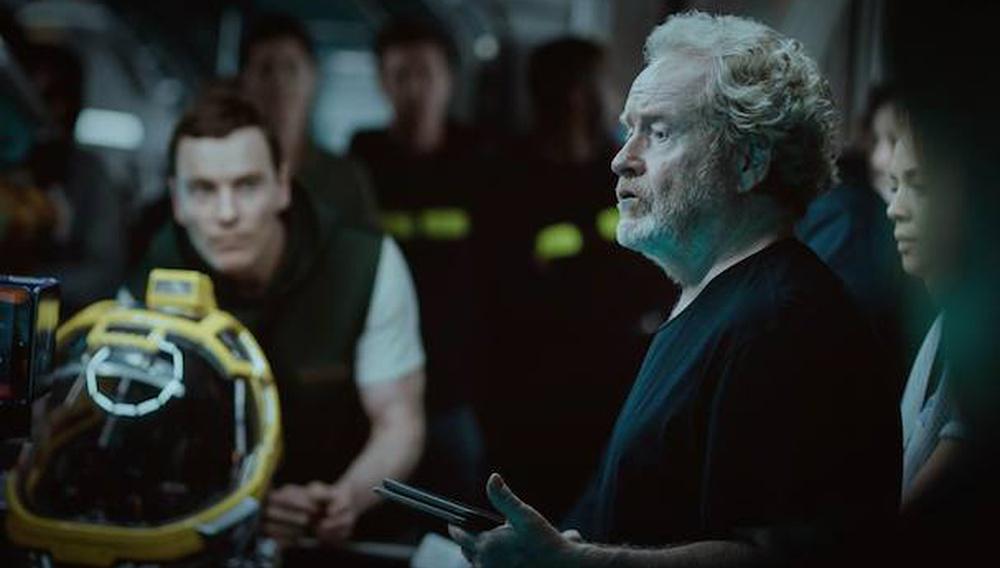 Ο Ρίντλεϊ Σκοτ ετοιμάζει το (sci-fi) τηλεοπτικό του ντεμπούτο
