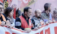 Κάννες 2018: Ο Βενσάν Λεντόν πολεμά το Κεφάλαιο στο «En Guerre» του Στεφάν Μπριζέ
