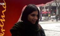 Berlinale 2017: Η Ζακλίν Λέντζου μιλά στην κάμερα του Flix aπό το Βερολίνο