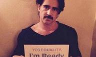 O Κόλιν Φάρελ έχει κάτι να σας πει για την ισότητα στο γάμο!