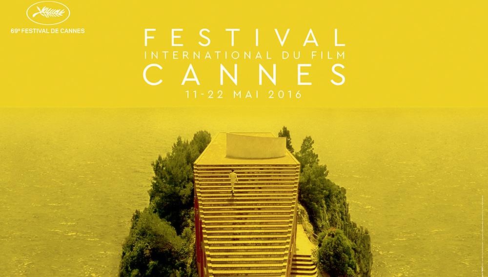 Κάννες 2016: Ολα είναι Γκοντάρ, όλα είναι Μεσόγειος στην αφίσα του 69ου Φεστιβάλ Καννών