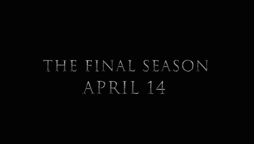Ξέρουμε ακριβώς τι θα κάνετε στις 14 Απριλίου! #ForTheThrone