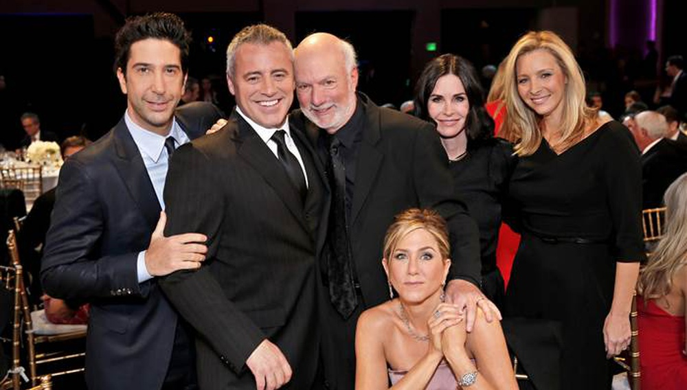 Ολοι απογοητευμένοι - αλλά και νοσταλγικά συγκινημένοι - από το πολυδιαφημισμένο reunion των «Friends»