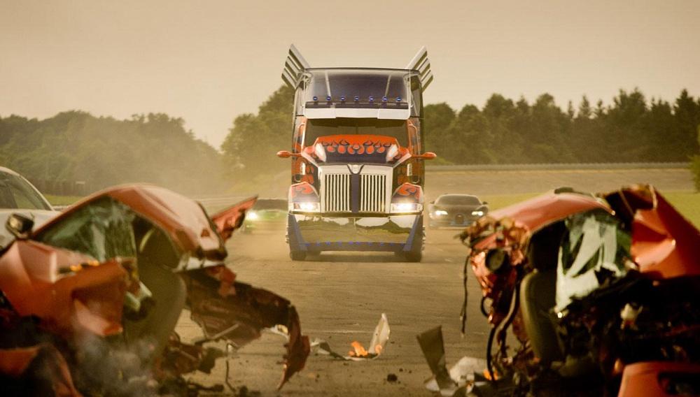 Heavy Metal: Πρώτες εικόνες από το «Transformers: Age of Extinction»