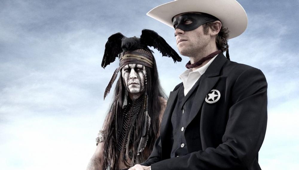 O Τζόνι Ντεπ είναι σίγουρος πως στο «The Lone Ranger» θα γίνεται της Αγριας Δύσης!