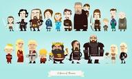Τα 10 πιο αστεία βίντεο που κυκλοφόρησαν με αφορμή την πρεμιέρα του 5ου κύκλου του «Game of Thrones»