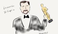 Oscar 2016: Η απονομή σε σκίτσα