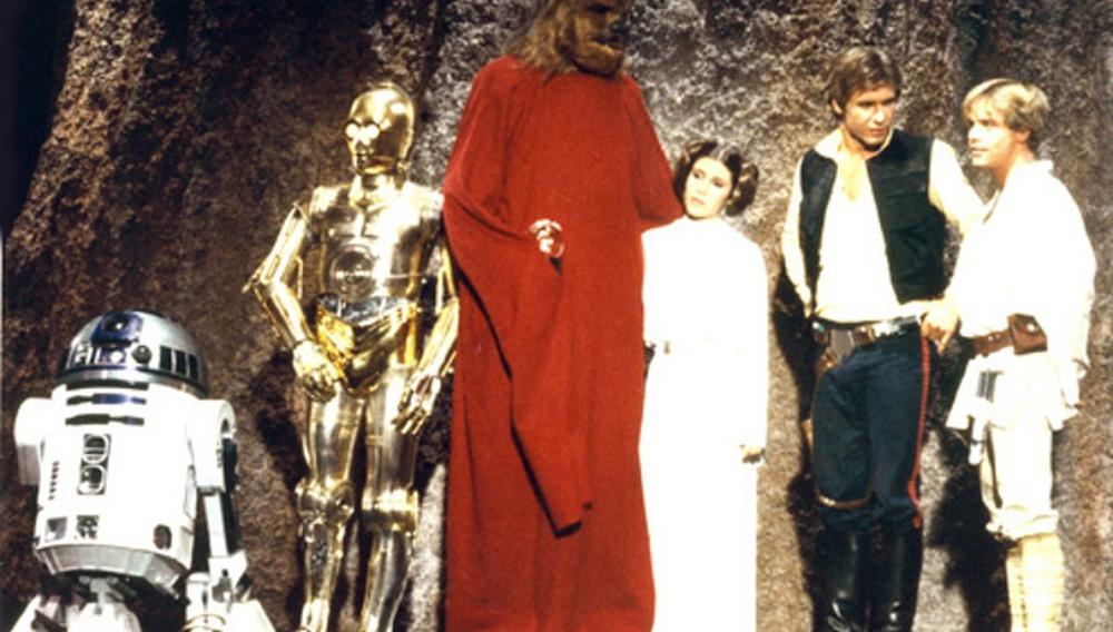 Vintage  διαστημικά Χριστούγεννα με το «Star Wars: Holiday Special»