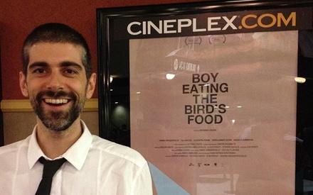 Διεθνείς πωλήσεις στο Τορόντο για «Το Αγόρι Τρώει το Φαγητό του Πουλιού» του Εκτορα Λυγίζου