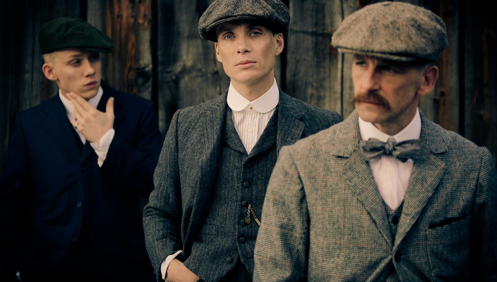 «We're Peaky Blinders. We're no scared of coppers» Η βρετανική τηλεόραση μόλις έγινε λίγο πιο βίαιη
