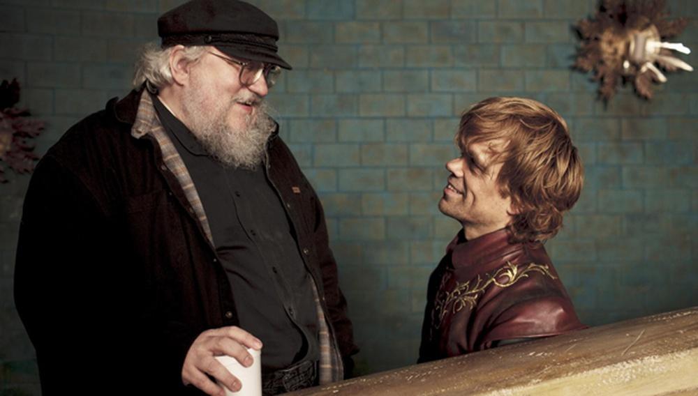 Προς τους fans του «Game of Thrones»: Μην παρενοχλείτε τον Τζορτζ Ρ.Ρ. Μάρτιν!