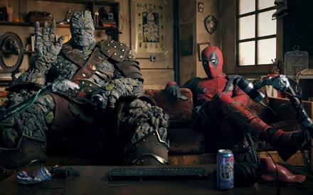 O Deadpool έκανε το πέρασμά του στο MCU με το δικό του μοναδικό τρόπο