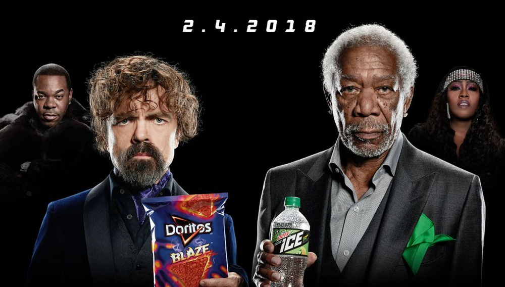 O Κρις Πρατ, ο Ματ Ντέιμον, ο Κιάνου Ριβς και οι άλλοι! Δείτε όλες τις διαφημίσεις του Super Bowl 2018!