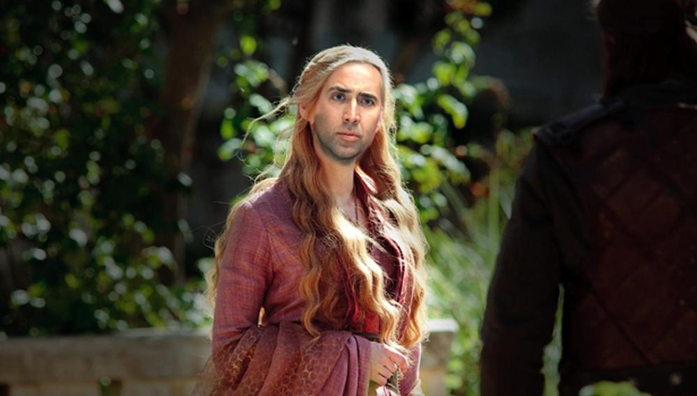 Θέλουμε τρομερά να δούμε τον Νίκολας Κέιτζ σε ΟΛΟΥΣ τους ρόλους του «Game of Thrones»