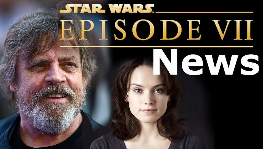 Star Wars geek alert: Τι δώρο έκανε ο Μαρκ Χάμιλ στη Ντέιζι Ρίντλεϊ για τα γενέθλιά της;